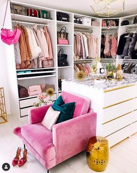 instagram blog vestidor